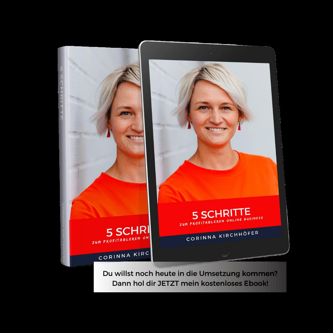 Corinna Kirchhöfer Gebhardshain Business Network Marketing Ebook profitabel Networker