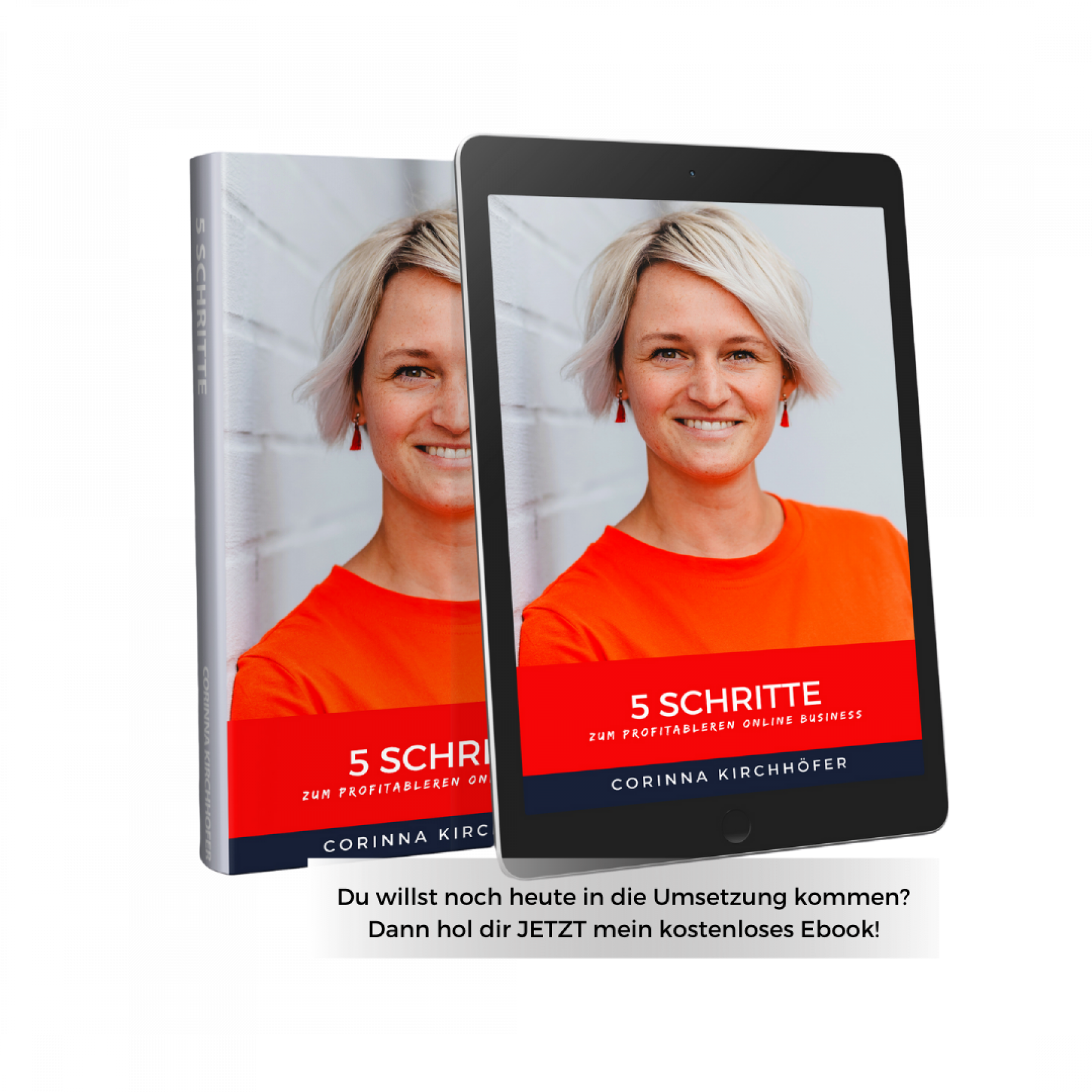 Corinna Kirchhöfer Gebhardshain Business Network Marketing Ebook profitabel Networker